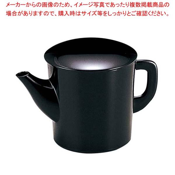 【まとめ買い10個セット品】 ゆとう 黒 大 500ml【 和・洋・中 食器 】