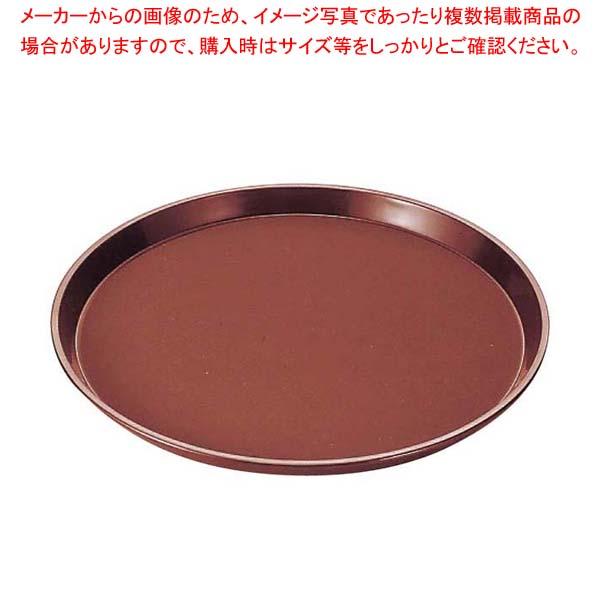 【まとめ買い10個セット品】 キャンブロ ノンスリップポリトレイ 丸 PT1600(167)
