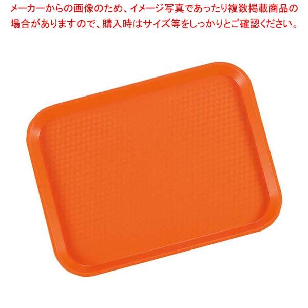 【まとめ買い10個セット品】 キャンブロ FFトレイ 1418FF(166)オレンジ