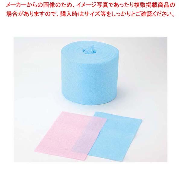 【まとめ買い10個セット品】 ベンドハンディ ロールタイプ(400枚入)ブルー【 清掃・衛生用品 】