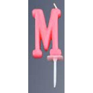 【まとめ買い10個セット品】 アルファベットキャンドル パステル(10入)M B7510-07-13