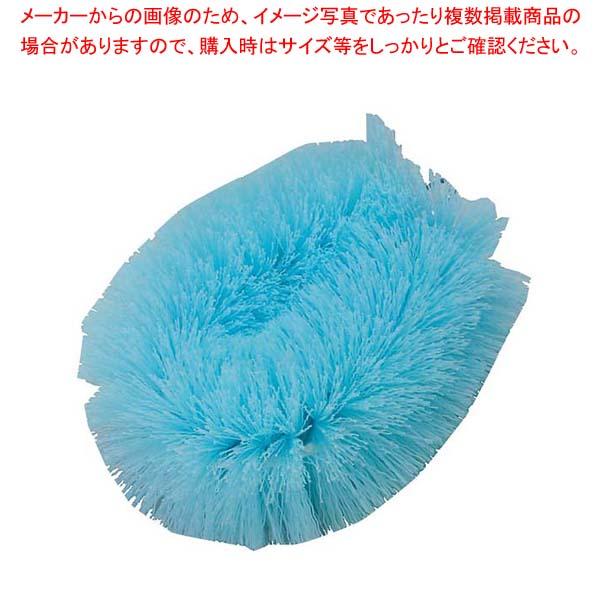 【まとめ買い10個セット品】 PP 正直たわし 大(10個入)ブルー
