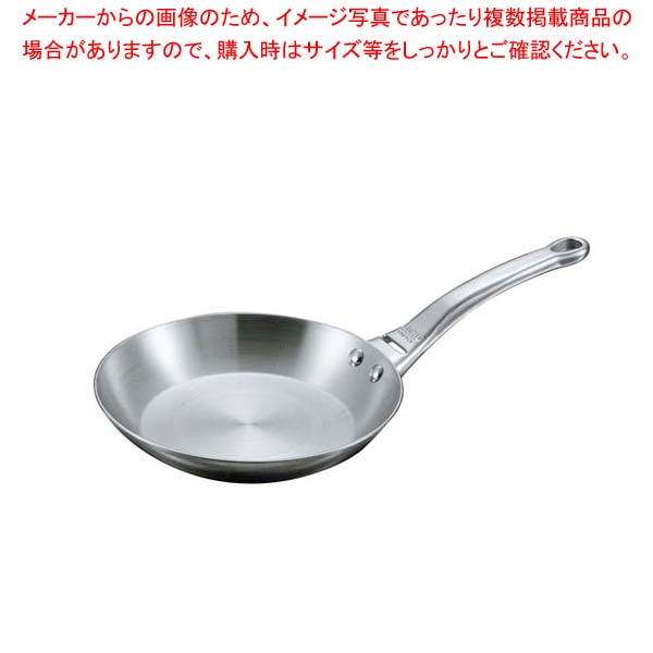 【まとめ買い10個セット品】 デバイヤー アフィニティ フライパン 3724-28cm【 IH・ガス兼用鍋 】