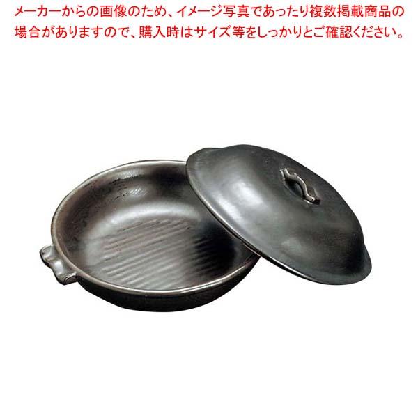 安い割引 【まとめ買い10個セット品】 陶板鍋 黒 T-27【 卓上鍋・焼物用品 】, タノーダイヤモンド 530c22ff