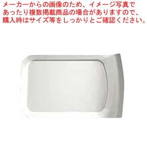 【まとめ買い10個セット品】 カスケード メラミントレイ 83965 32cm×27cm