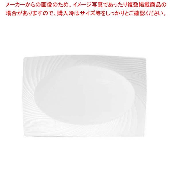 エスリアル ラージプレート26×39cm 50180701766【 和・洋・中 食器 】