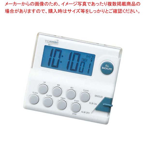 【まとめ買い10個セット品】 バックライト付 タイマー 24時間計 TM-09