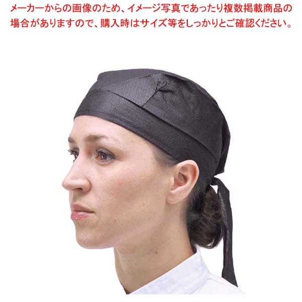 【まとめ買い10個セット品】 バンダナハット BH-01(100枚入)