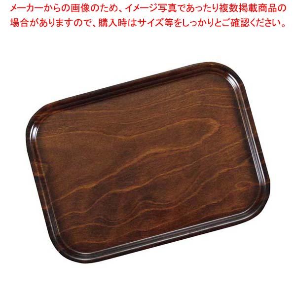 【まとめ買い10個セット品】 キャンブロ スムースウッドトレイ 長角 PH556510