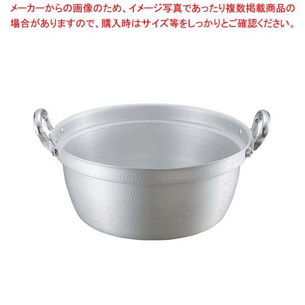 【まとめ買い10個セット品】 キングアルマイト 打出 料理鍋(目盛付)39cm