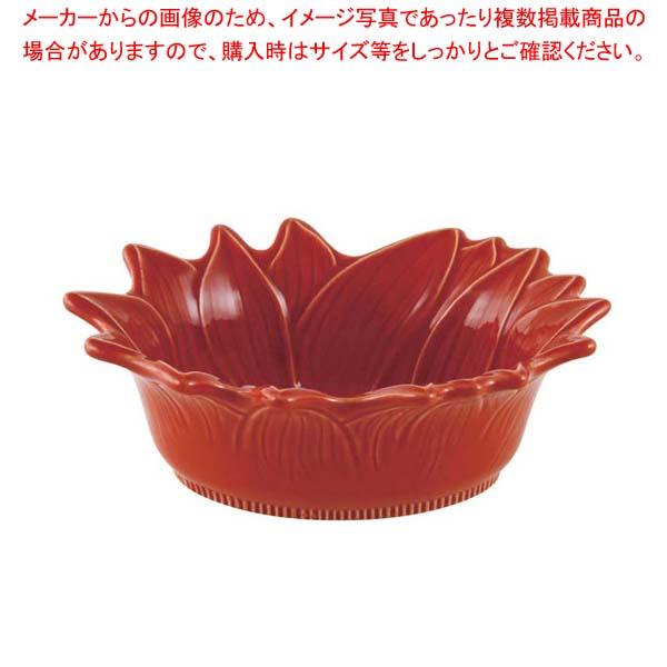 【まとめ買い10個セット品】 アポーリア サラダボール 22cm チェリー 070222010【 オーブンウェア 】