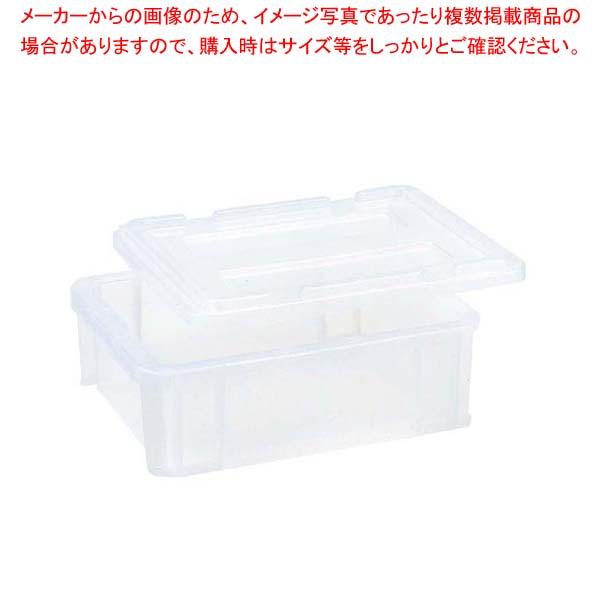 【まとめ買い10個セット品】 ポリテナー クリア PT-9
