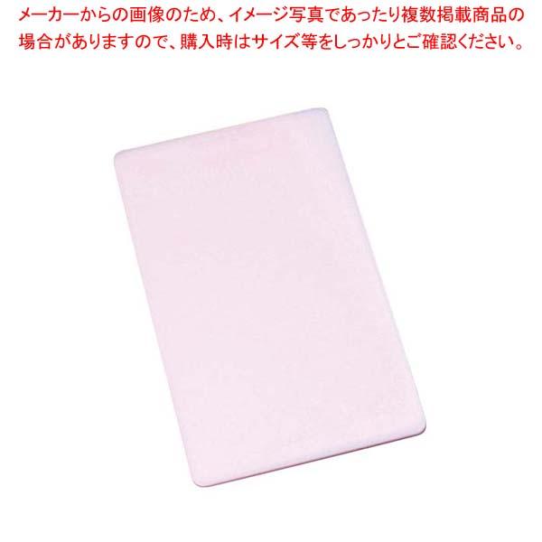 【まとめ買い10個セット品】 ヤマケン 家庭用 積層サンドイッチカラーまな板 L ピンク
