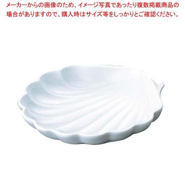 【まとめ買い10個セット品】 ロイヤル シェルディッシュ NO.180 35cm ホワイト