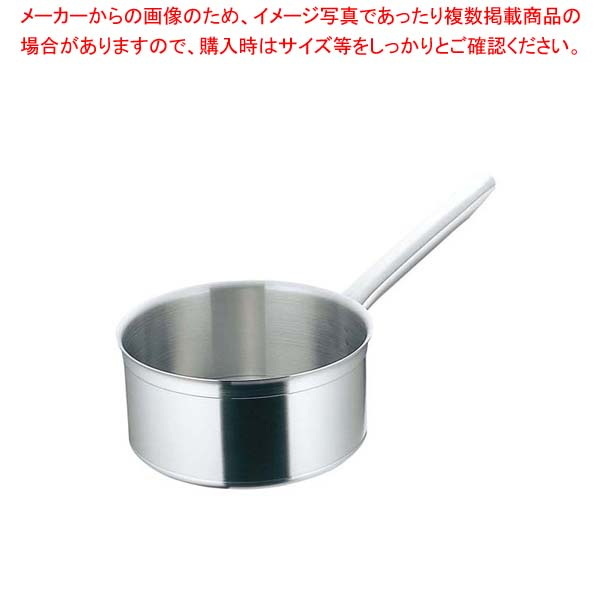 マトファ・ー/ブウジャ ソースパン(蓋無)6810 20cm 電磁【 IH・ガス兼用鍋 】