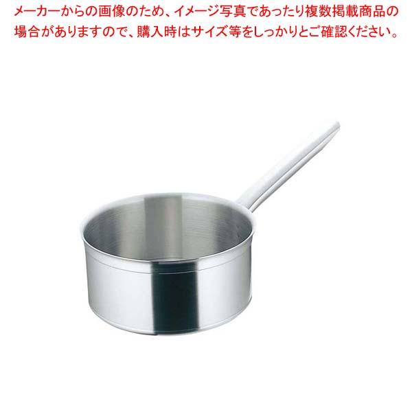 マトファ・ー/ブウジャ ソースパン(蓋無)6810 32cm 電磁【 IH・ガス兼用鍋 】