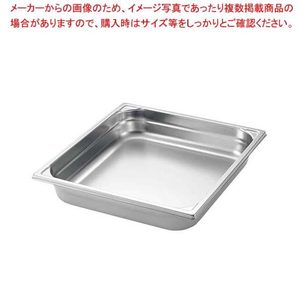 【まとめ買い10個セット品】 マトファー/ブウジャ ガストロノームパン 7420.06 2/3 65mm