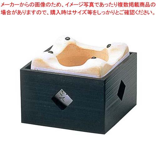 【まとめ買い10個セット品】 ニューコンロ木枠 大 5号 飛騨コンロ用(21265)【 卓上鍋・焼物用品 】