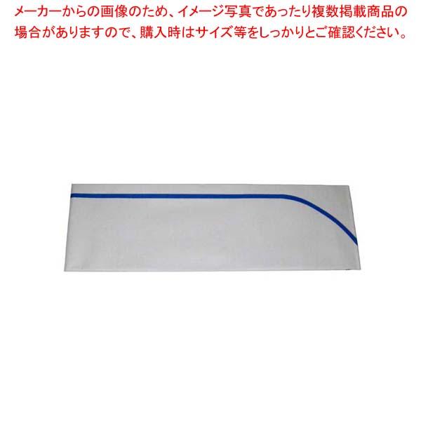 【まとめ買い10個セット品】 クリーンキャップ Mタイプ(50枚入)06003 青ライン