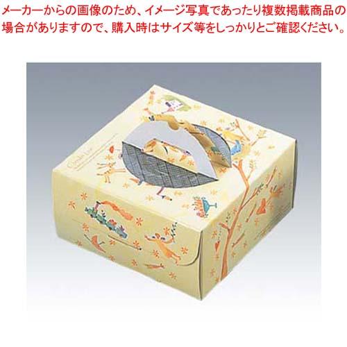 ハンドボックス 6号(100枚入)02865メルヘンパートI【 厨房消耗品 】