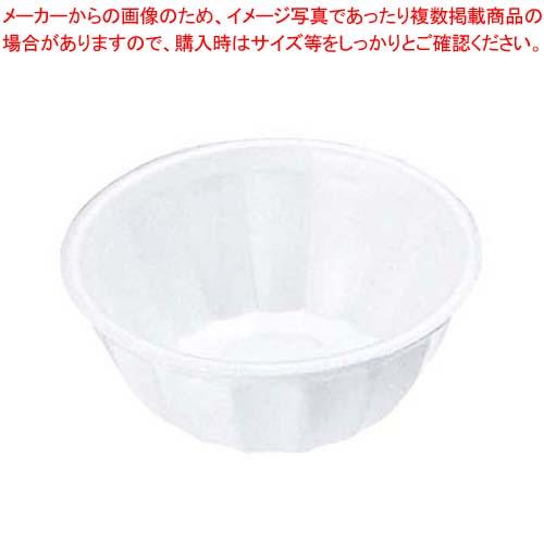 【まとめ買い10個セット品】 丼 白(50枚入)04676 大 発泡ポリスチレン φ180