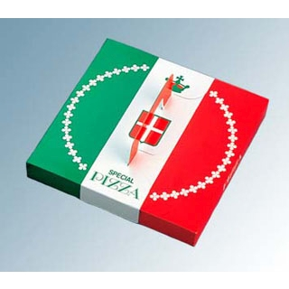 【まとめ買い10個セット品】 ピザBOX 02107(50枚入)9インチ 紙製