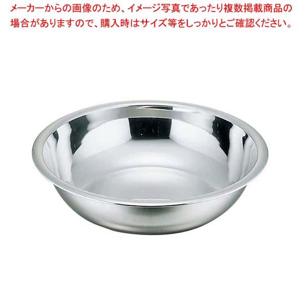 【まとめ買い10個セット品】 18-8 コネ鉢 39cm