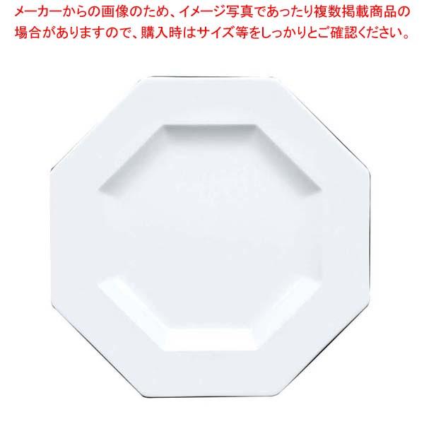 【まとめ買い10個セット品】 アラカルトプレート 27cm プレート(八角)CS900-201
