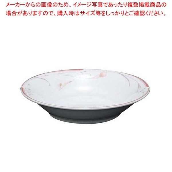 【まとめ買い10個セット品】 フラワーピンク 14cm フルーツプレート OFM01-210
