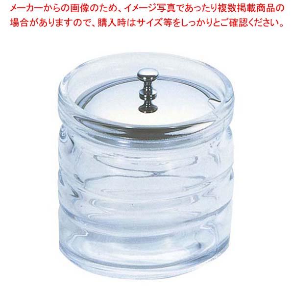 【まとめ買い10個セット品】 ガラス ジャム入 #120【 卓上小物 】