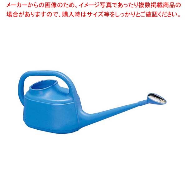 【まとめ買い10個セット品】 ジョーロ ブルー FJ-20B 2L PE製【 清掃・衛生用品 】