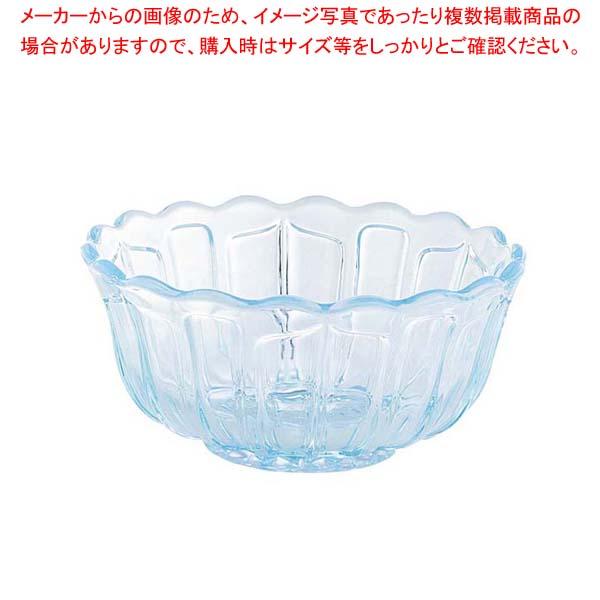 【まとめ買い10個セット品】 ガラス食器 雪の花 洗鉢 2244【 和・洋・中 食器 】