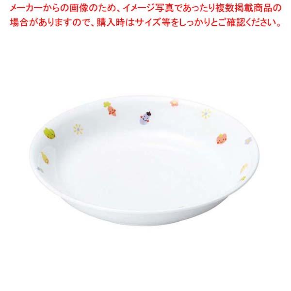 【まとめ買い10個セット品】 リ・おぎそ 子ども食器シリーズ 皿 16.5cm 1035-1230