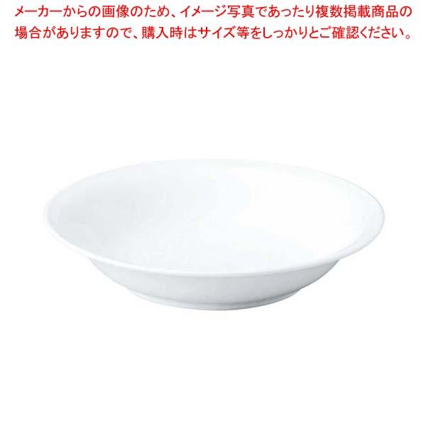 【まとめ買い10個セット品】 おぎそ 軽量高強度磁器 スープ皿 19cm 1954-0000