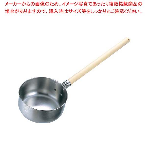 【まとめ買い10個セット品】 IKD抗菌ステンレス 水杓子(目盛付)12cm 500cc【 給食用スパテラ・すくい網・ひしゃく 】