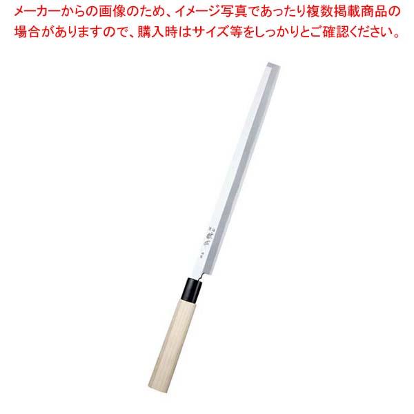 【まとめ買い10個セット品】 敏幸 改良霞 特製 タコ引 24cm