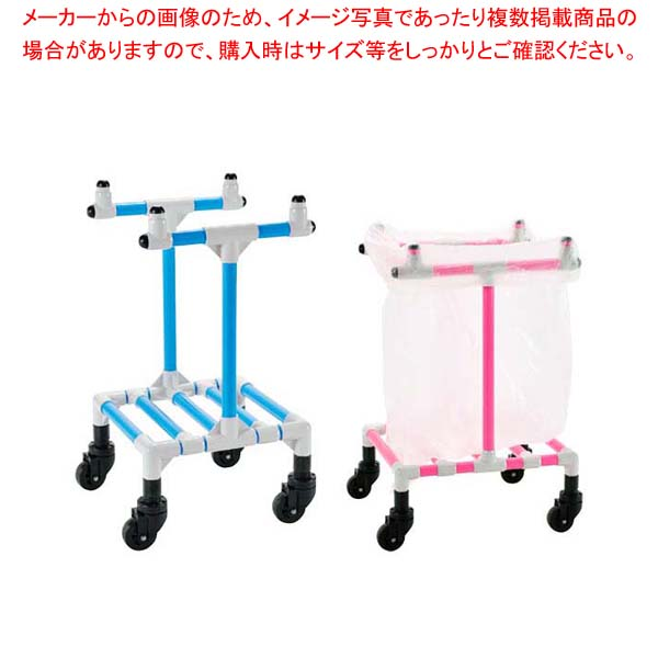 イレクター ゴミカート(ゴミ箱台車)90L クリームグレー(CGR) sale【 メーカー直送/後払い決済不可 】