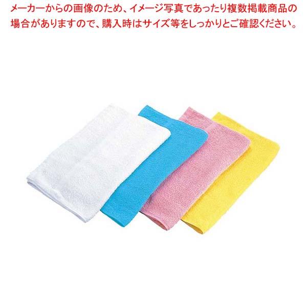 【まとめ買い10個セット品】 EBM フェイスタオル NO.200(12枚入)ピンク 350×860
