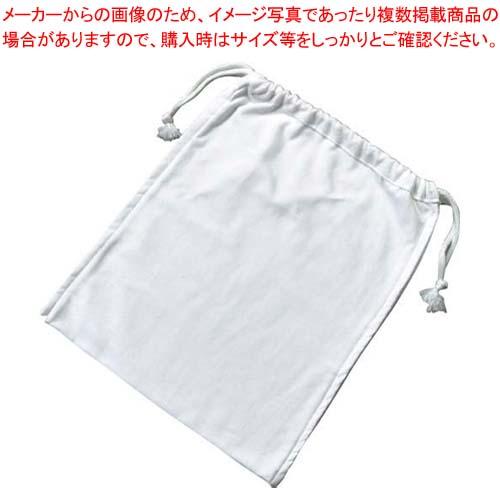【まとめ買い10個セット品】 EBM ネル地 だしこし袋 L 450×400