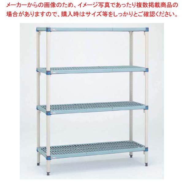 メトロマックスQ シェルフ 4段 MQ1860G・MQ86PE sale【 メーカー直送/後払い決済不可 】