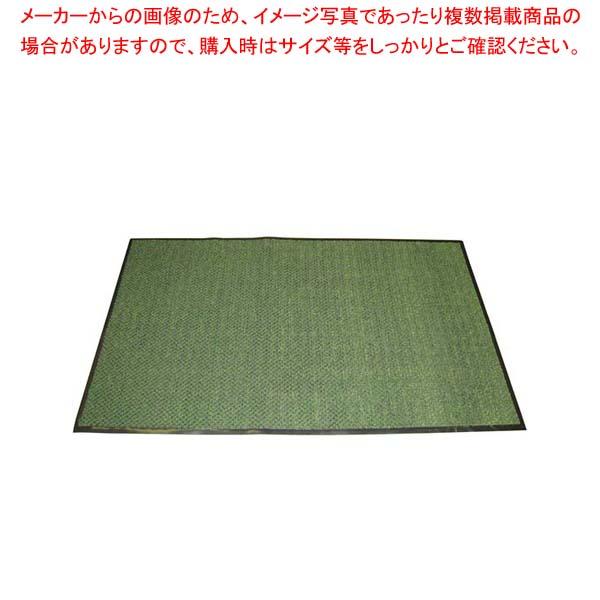 【まとめ買い10個セット品】 マジカルマット レギュラー 15号 緑 900×1500 sale