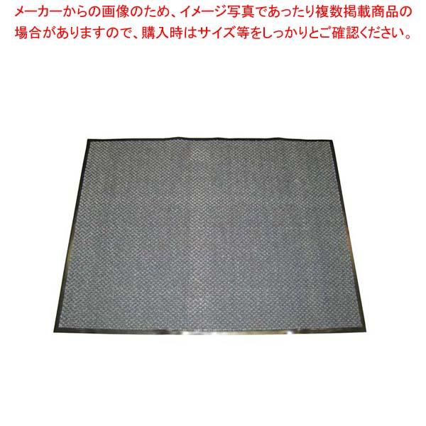 【まとめ買い10個セット品】 マジカルマット レギュラー 12号 グレー 900×1200【 清掃・衛生用品 】