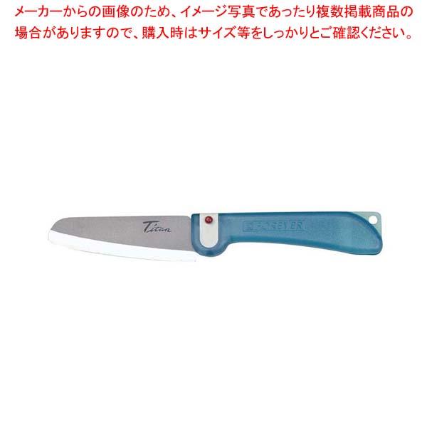 【まとめ買い10個セット品】 チタンハニーナイフ TH-10 10cm