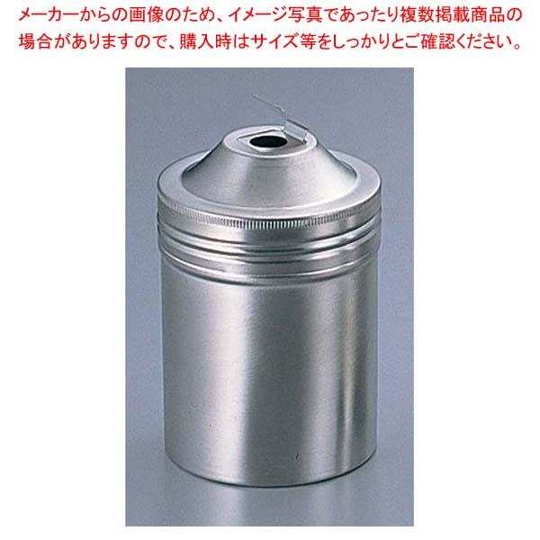 【まとめ買い10個セット品】 IK 18-8 新型 ふりかけ缶 大 φ72×H108