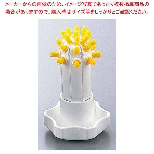 【まとめ買い10個セット品】 トゥーセル カップケーキブラシ 1860 S スモール【 清掃・衛生用品 】