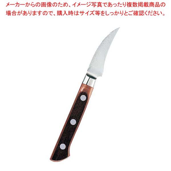 【まとめ買い10個セット品】 響十 強化木シリーズ ピーリングナイフ KP-1110 7cm
