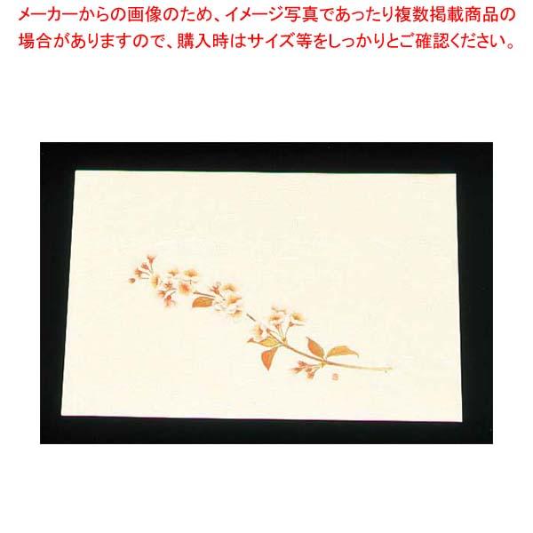 【まとめ買い10個セット品】 尺三 懐石まっと クリーム(100枚入)WSS-4 桜