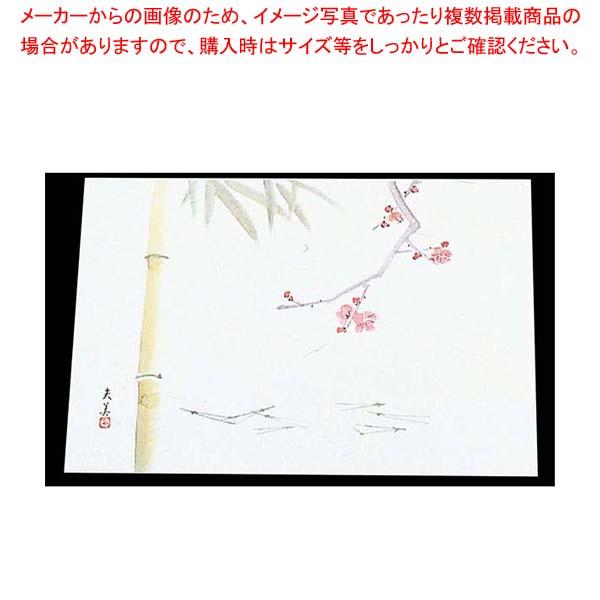 【まとめ買い10個セット品】 四季紙 萬寿(100枚入)M33-100 松竹梅【 料理演出用品 】