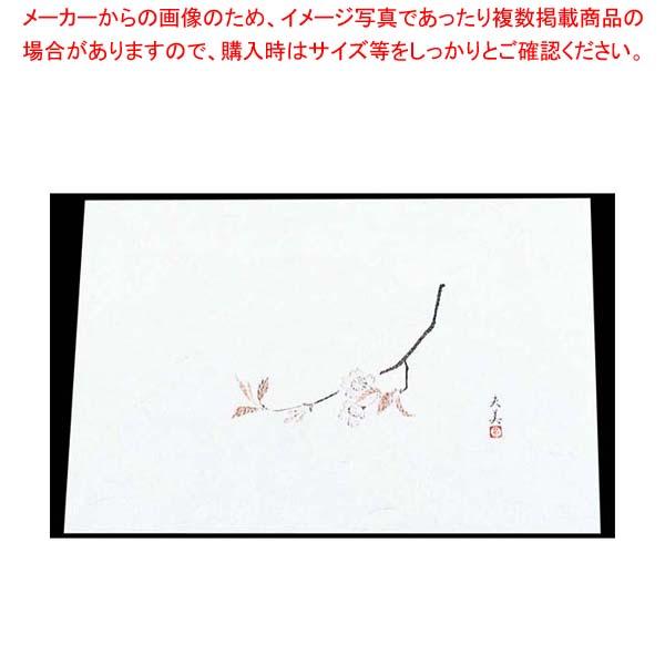 【まとめ買い10個セット品】 四季紙 萬寿(100枚入)M33-109 桜【 料理演出用品 】