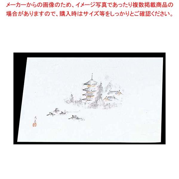 【まとめ買い10個セット品】 四季紙 萬寿(100枚入)M33-125 塔【 料理演出用品 】